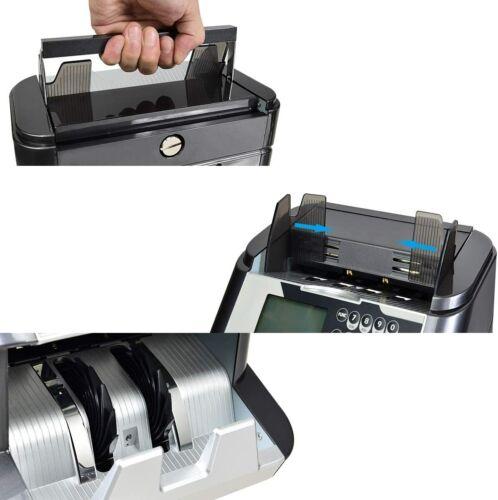 Geldscheinprüfgerät Geldzählmaschine Geldzähler Geldscheinprüfer Geldprüfer