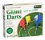 Family Garden Game Giant Dart Board Game Hit the Target Summer Fun Kids Adults