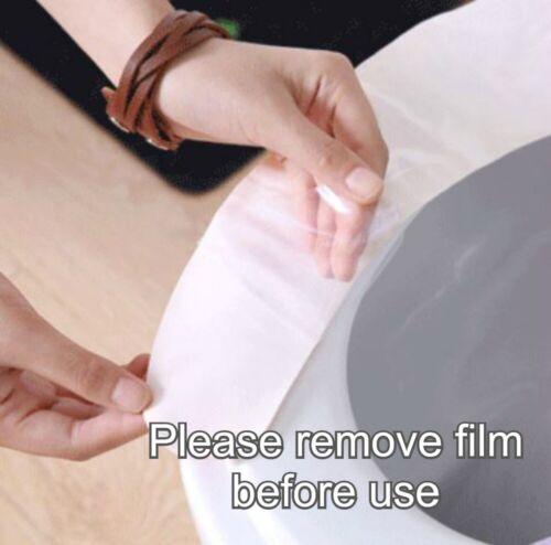 3 pair per set washable adhesive washroom warm toilet seat cover pad brand new