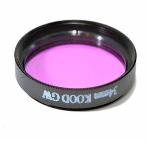 Kood-Unterwasser-Trockentasche-Filter-34mm-Gruen-Wasser
