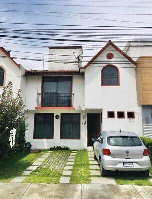 Se vende casa super ubicada Paseo San Isidro en Metepec