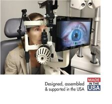 Oculess Anterior Segment Slit Lamp Imaging System Made In The Usa