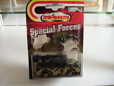 Majorette Special Forces Weapon Truck in Camouflage + Blister