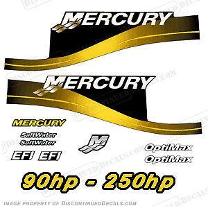 Mercury-Custom-Color-Yellow-Decal-Kit-90-115-125-135-140-150-175-200-225-250