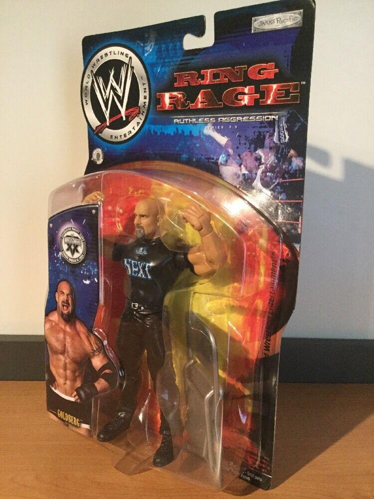 Comme neuf on voitured WWE Ruthless Agression sacue Rage  Series 7.5 orberg 2003 Jakks Pacific  la meilleure sélection de