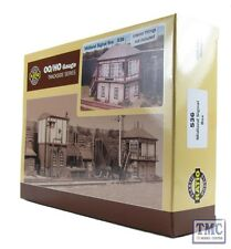 536 Ratio Midland Signal Box (130mm x 50mm) OO Gauge Plastic Kit