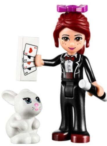 In Hand Fast Free S/&H *NEW* Lego Friends Mia/'s Magic Tricks 41001