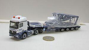 Herpa-307253-Mercedes-Benz-Arocs-Semitieflade-Sattelzug-034-Wasel-034