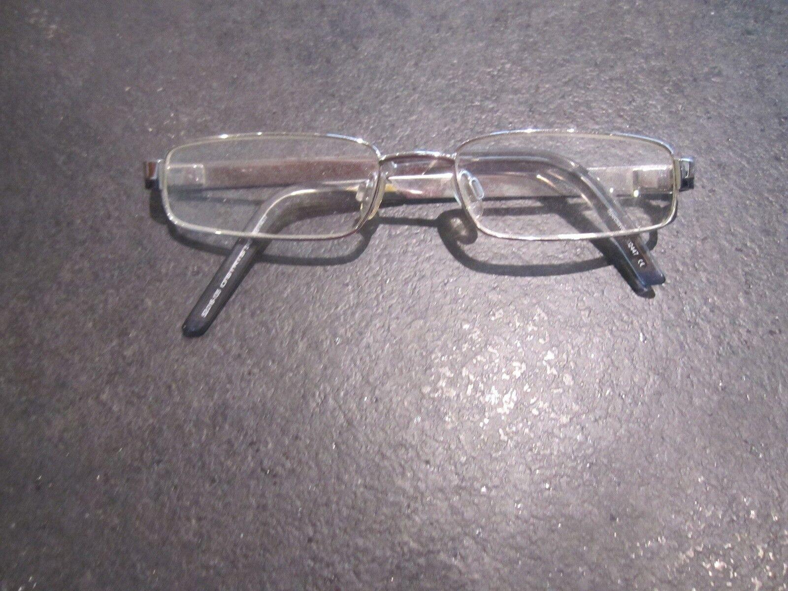 Briller, titanium, . Louis Nielsen