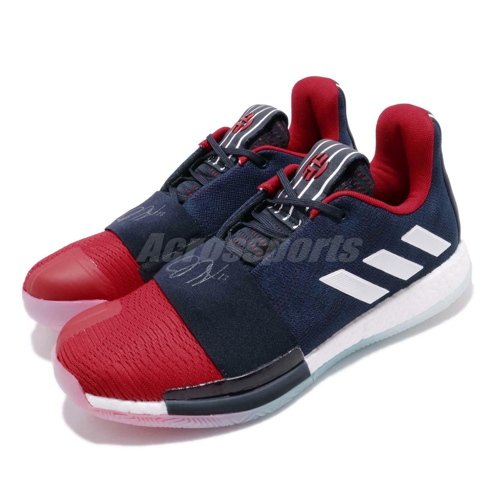 Adidas Harden Vol. 3 3 3 BOOST James Harden 13 XIII Uomo Basketball scarpe Pick 1 a75b27