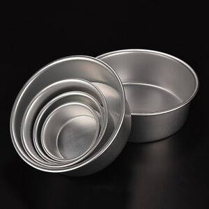 4-5-6-7-8-9-039-039-Aluminum-Alloy-Non-stick-Round-Cake-Baking-Mould-Pan-Bakeware-Tool