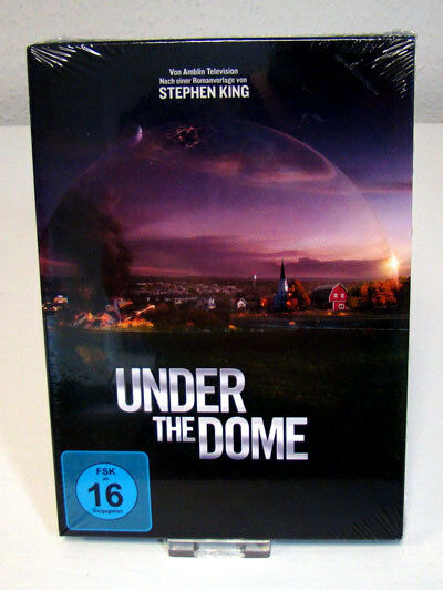 DVD Under the Dome Stephen King NEU & OVP