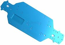 03001 Metal Chassis 03602 For HSP RC 1/10 Drift Car Upgrade Spare Parts Blue