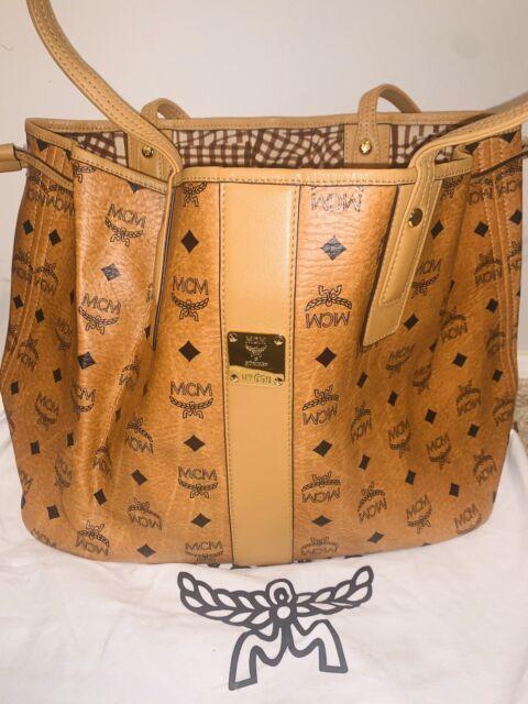 Kira Visetos EW Medium Shopper in cognac