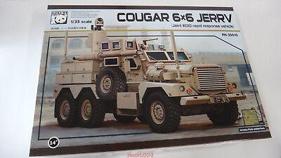 Joint EOD Rapid Response Vehicle Panda Hobby 1//35 Cougar 6x6 JERRV