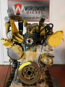 1986 CAT 3406B Engine Take Out, 425 HP, Complete, Good For Rebuild Only