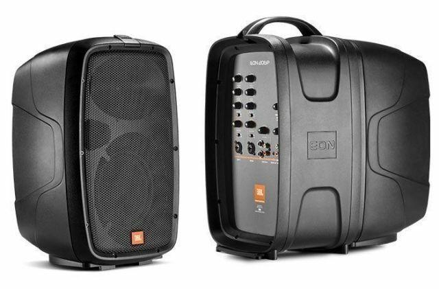 JBL EON206P 160W Loud Speaker System