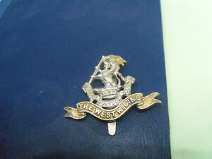 Cap-Badge-Duke-of-Wellingtons-West-Riding-Regiment-Cast