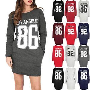 Ladies-Nineteen-92-Los-Angeles-86-Oversized-Side-Pockets-Womens-Sweatshirt
