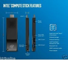 Intel Compute Stick Ultra Slim BOXSTK1AW32SCL INTEL ATOM | 2GB | 32GB | WIN10