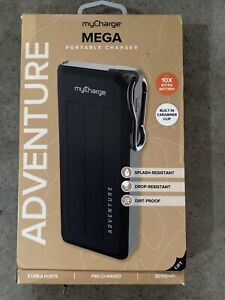 myCharge-Adventure-Mega-Portable-Charger-for-Most-USB-Enabled-Devices-Black