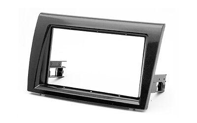 CARAV 11-059 Autoradio Radioblende fascia facia für FIAT Stilo 2001-2007 2-DIN