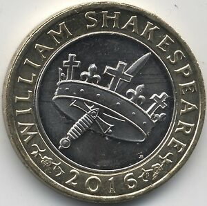 2016-William-Shakespeare-Histories-2-Two-Pounds-Coin-Pennies2Pounds