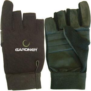 NUOVO-Gardner-Tackle-CASTING-SPOD-guanto-sinistro-e-destro-standard-amp-XL-Pesca-Carpa