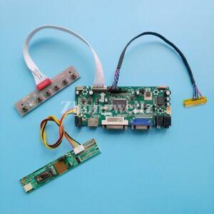 For B154ew01 V8 B154ew01 V9 Panel 1ccfl Lvds 30pin 1280 800 Controller Board Kit Ebay