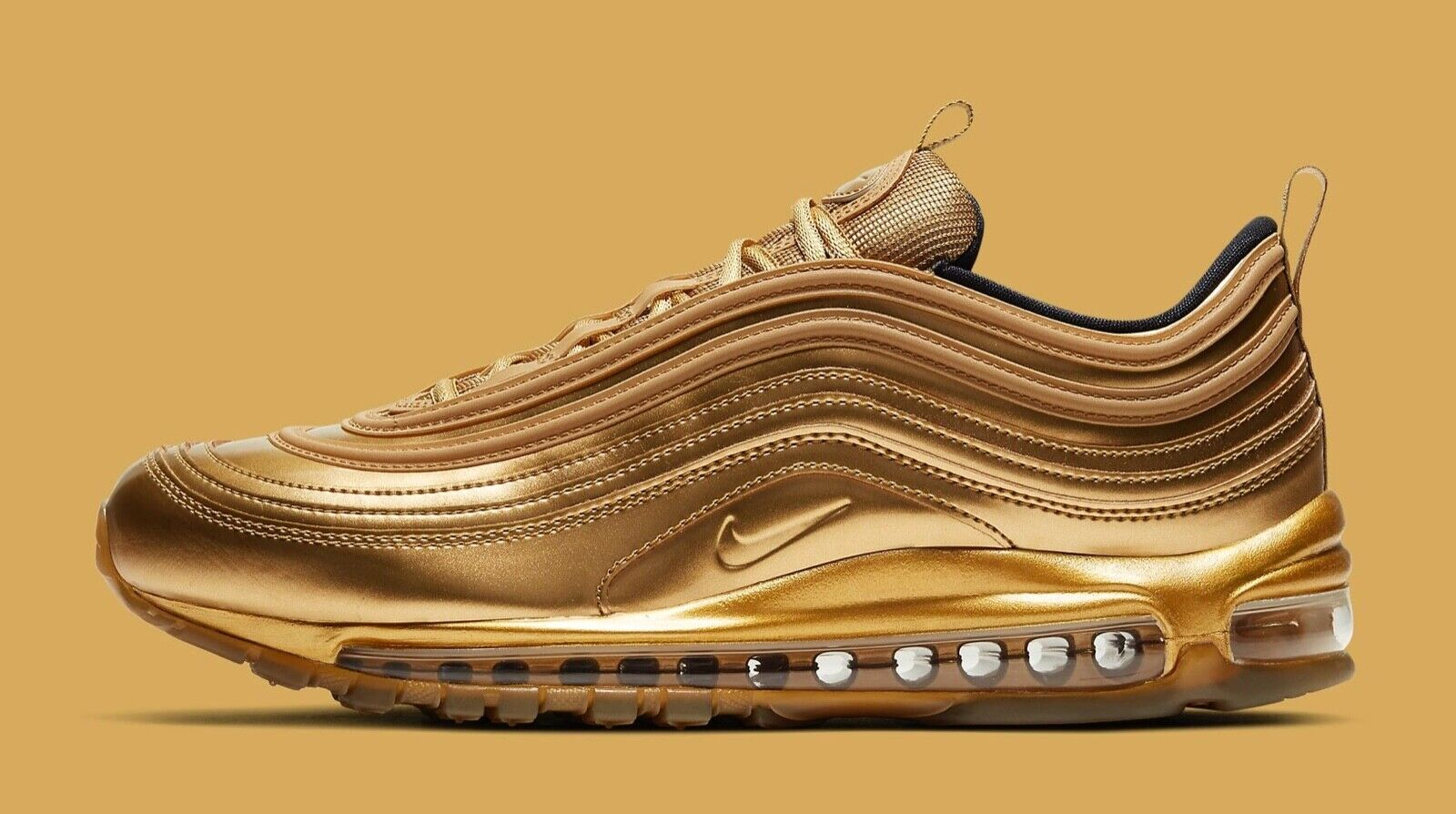 Size 13 - Nike Air Max 97 Olympic Gold for sale online   eBay