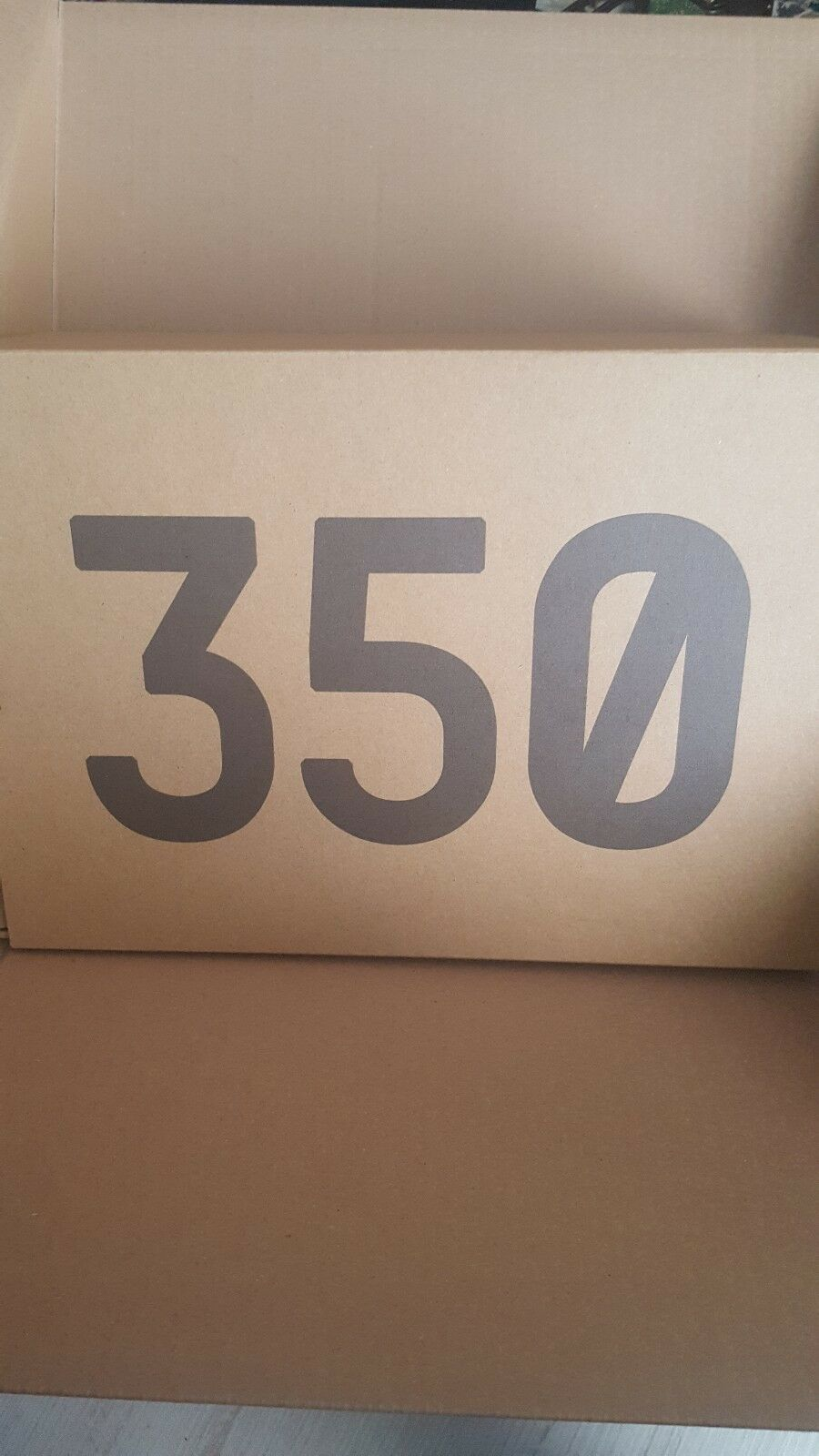 Adidas Yeezy Boost 350 V2 Size UK 10 - Triple White