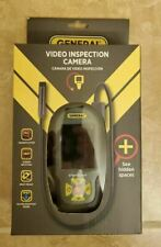 General Tools Video Inspection Scope Camera Pcs55 Probe System Hand Tool