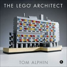 The Lego Architect by Tom Alphin (2015, Hardcover)