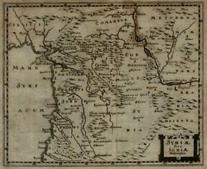 Syria-Antioch-Phoenicia-Mesopotamia-1694-Mosting-map