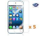 5 X Diamond Clear Sparkling Glitter Screen Protector For iPod touch 5 5th Gen