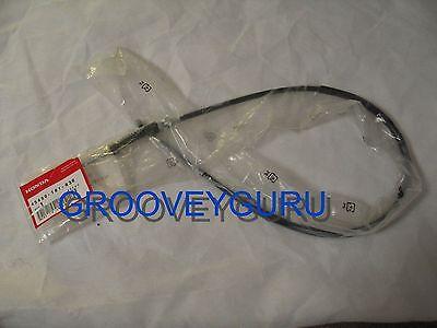 Honda Z50 R Z50r Front Brake Cable Black 45450-181-770 1980 to 1985