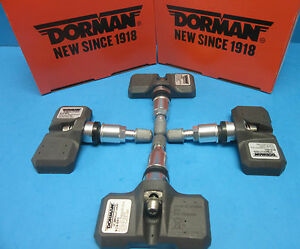 Premium-DirectFit-Set-4-TPMS-Sensor-Kits-for-Toyota-Lexus-OEM-974033-315-Mhz-FM