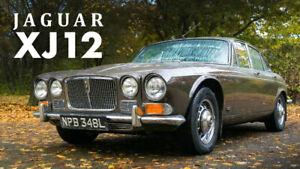 Jaguar XL J12 1972