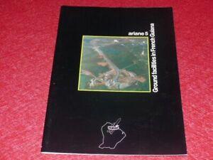 [RECHERCHE SPATIALE ESA] FASCICULE PRESENTATION ARIANE 5 (English text) Ca 1994