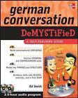 German Conversation Demystified by Ed Swick (Paperback, 2010)