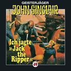 Ich jagte Jack the Ripper von Jason Dark (2009)