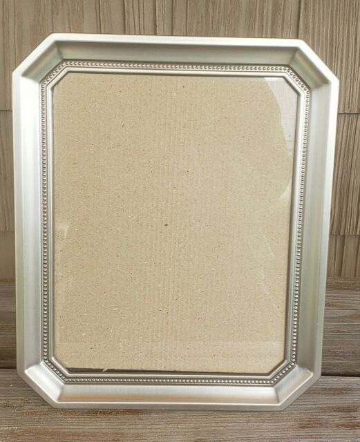 Antique Silver Burnes of Boston Document Frame