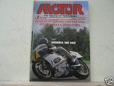 MO8603-POSTER VEHKONEN CAGIVA 125,HONDA NS500 GARDNER,