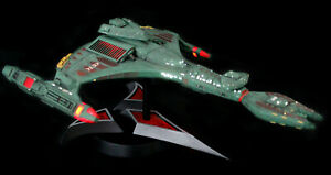 Scale-model-Klingon-Vor-039-cha-from-Star-Trek
