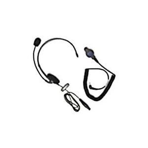 IDEN-UH076-UH078-SX-NB-UHF-SPEAKER-COMMERCIAL-HEADSET-MICROPHONE-HM078CQ-PTT