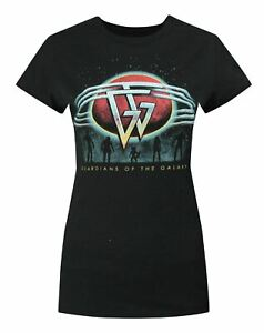 Guardians-Of-The-Galaxy-Planet-Women-039-s-T-Shirt