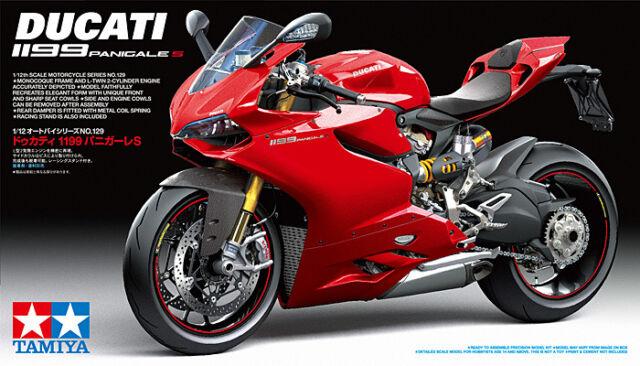 TAMIYA 14129 1/12 Ducati 1199 Panigale S | eBay