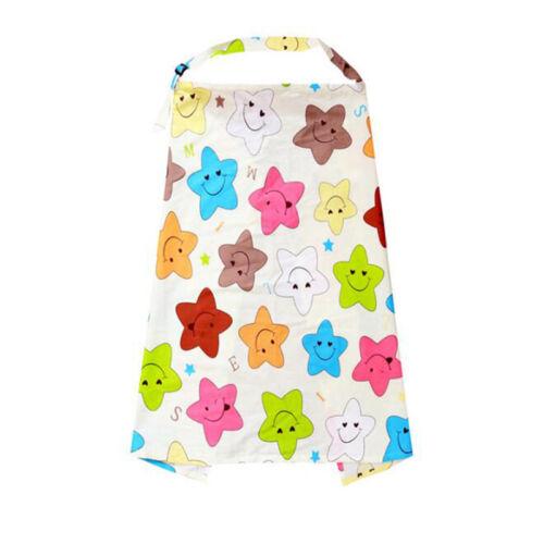 Women Breastfeeding Cover Nursing Neckline Greater Coverage Towel  8C