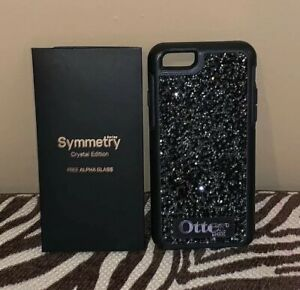 best sneakers 6be5f a4ce4 Details about OtterBox Symmetry Series Swarovski Crystal *Limited Edition*  iPhone 6/6s Case