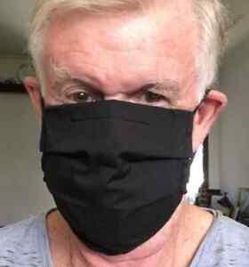 Australia Handmade Washable Reusable Face Mask Cover W Filter Pocket Or Filters Ebay